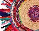 Round Carpet Jute Rug