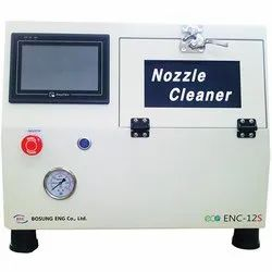 Nozzle Cleaning Machine