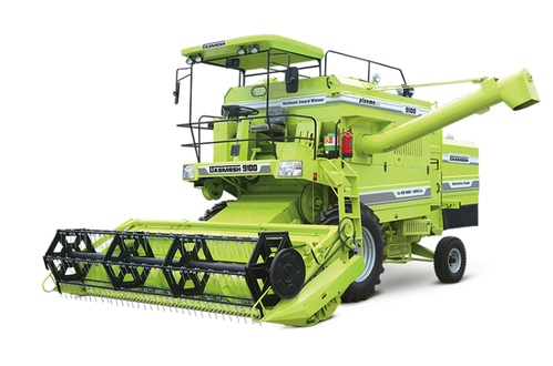 Dasmesh Combine Harvester