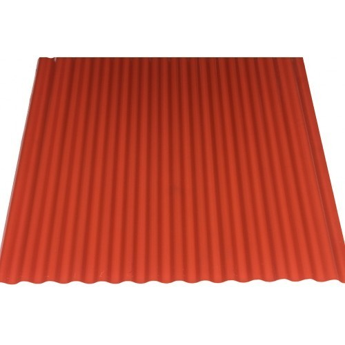Pvc Corrugated Roofing Sheet At Rs 300 Square Meter