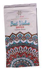 Premium Agarbatti Zipper - 180 gms