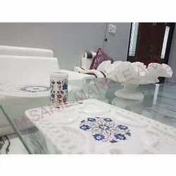 Table Top Marble Handicraft