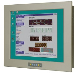 DM-190GS Industrial Monitor
