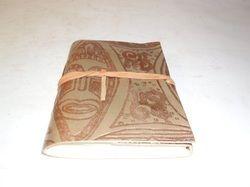 String Handmade Leather Journal