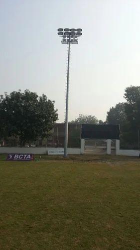 High Mast Pole Stadium High Mast Pole Manufacturer From