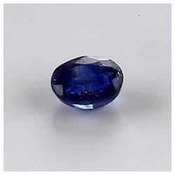 3.29 Carat Blue Sapphire Gemstone