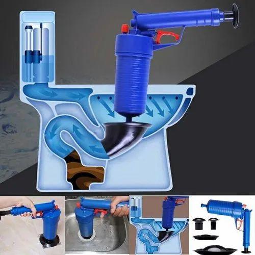 Air Drain Blaster, एयर ब्लास्टर - Perfect Shopo, Surat ...