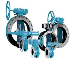 AWWA Flanged Butterfly Valve