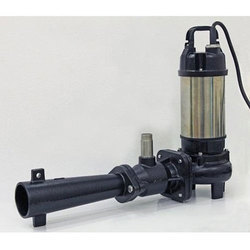 CNP 0.5 - 7.5 hp Jet Aerator Pump for Waste Water Treatment