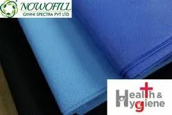 NOWOFILL Spunbond SITRA Non-Woven Laminated Fabric, For Medical, GSM: 20-100
