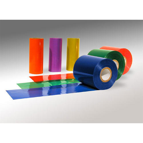 Plastic Resin Ribbon, Packaging Type: Roll