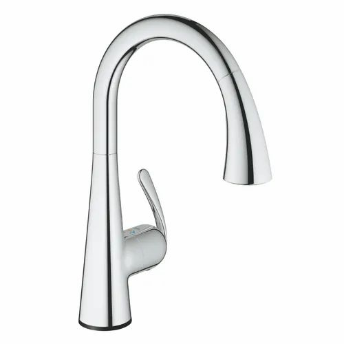 Grohe Deck Mounted Grohe Zedra Touch 1 2 Inch Electronic Single Lever Sink Mixer Manufacturer From Gurgaon