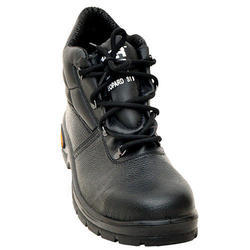 Tiger High Ankle Safety Shoes
