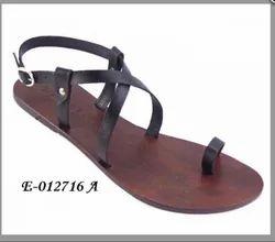 Leather Women Footwear