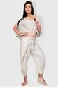 Staycation Luxe Viscose Co-ord Set Hourglass Shape Vilv0500d17