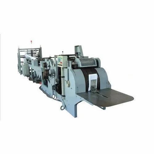 Automatic Paper Bag Making Machine, Capacity: 10000 pieces per hour