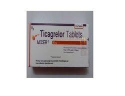 Ticagrelor (90mg) Tablet