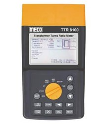 Meco TTR 8100 Transformer Turns Ratio Meter
