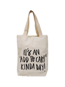 Cotton Printed Tote Bag Hs-702t