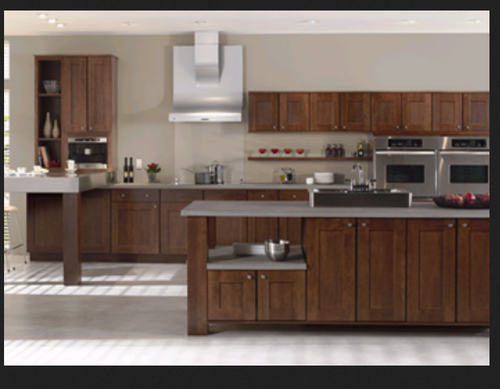 Brown Kitchen Cabinet Inside Design India Pvt Ltd Id 18204450212