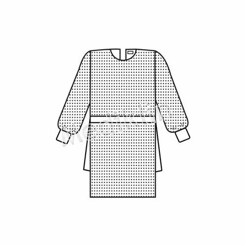 Proto Laminated Gown Sterile