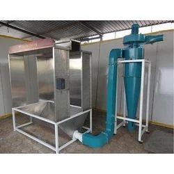 3 Phase Powder Coating Booth