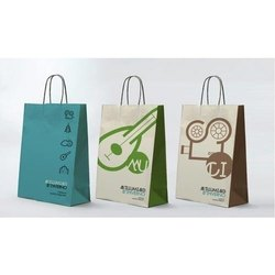 Advertising Paper Bag