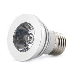 Cool daylight HDE Dimmable LED Bulb, Type of Lighting Application: Indoor lighting