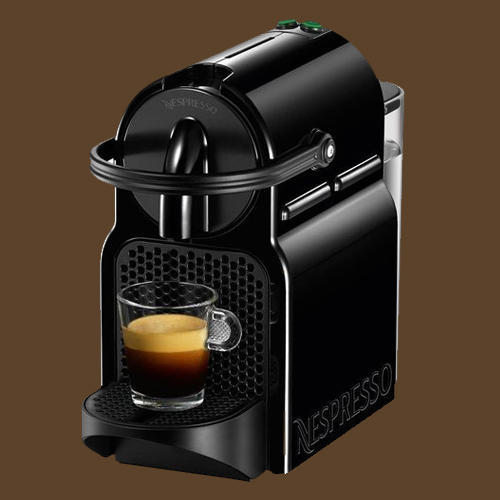 Bonhomia Black Nespresso Inissia Espresso Maker, Rs 18000 ...