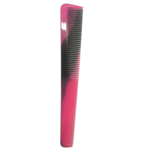 Bobby Combs Gents Barber Plastic Hair Comb for Household