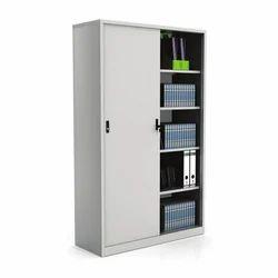 Grey Office File Rack
