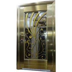 Modern Mild Steel Safety Doors