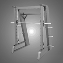Gym Smith Machine With Counter Bailance