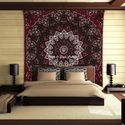 Star Mandala Wall Hangings Tapestry