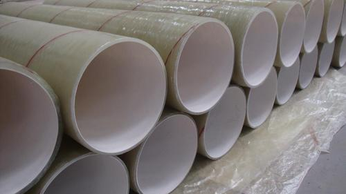 Round GRP FRP Pipes, For Industrial, Rs 500 /meter Fiber Tech Composite  Private Limited   ID: 2163999830