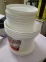 Plastic Food Round Containers