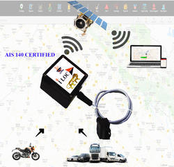 Vehicle Tracking System AIS 140