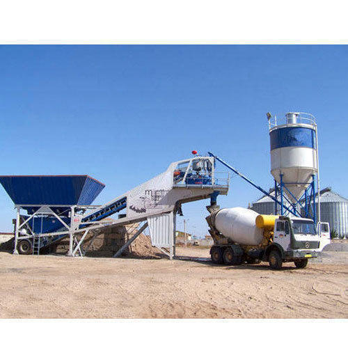 Mobile Concrete Batching Plant Rental Services