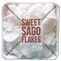 Roasted Sweet Sago Flakes, Packaging Size: 20 Kg
