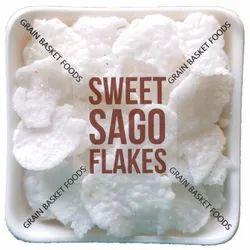 Roasted Sweet Sago Flakes