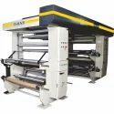 Stack Type Flexo Printing Machine