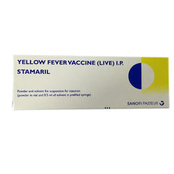 Yellow Fever Vaccine Live IP