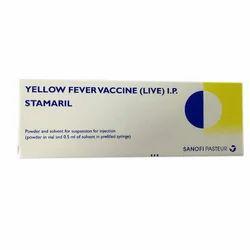 Yellow Fever Vaccine Live IP