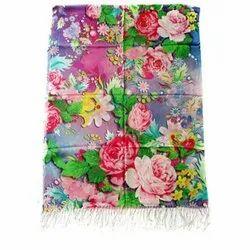 Silk Modal Printed Scarves