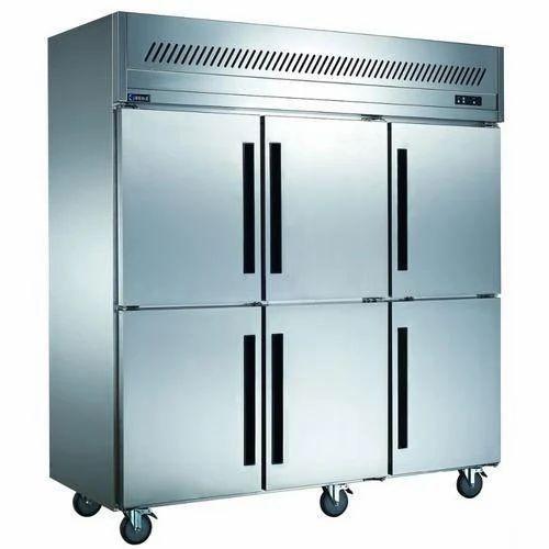 6 Door Commercial Refrigerator