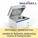 XRF Gold Testing Machine - All Metals from Maxsell MXGT Aurum5