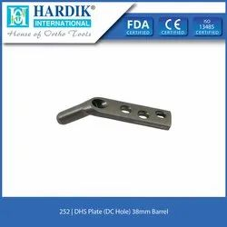 DHS Plate (DC Hole) 38mm Barrel