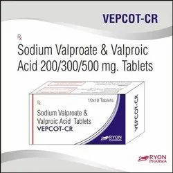 Sodium Valproate And Valproic Acid Tablets