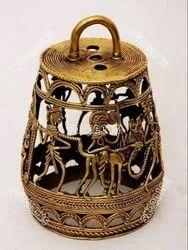 Atsar Craft Unique Bastar Art - Lamp Cover for Decoration