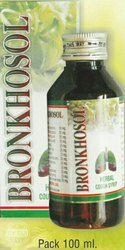 Bronkhosol Cough Syrup